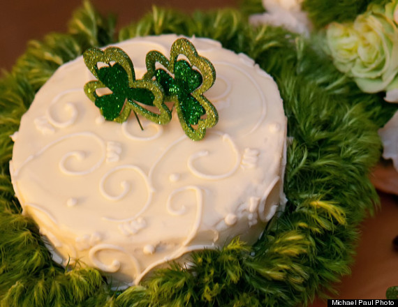 Irish Wedding Cakes  12 Ways To Add Irish Flair To Your Wedding