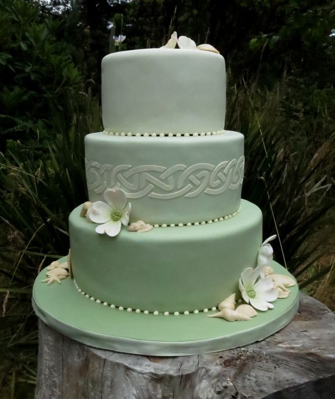 Irish Wedding Cakes  celtic wedding cake Google Search