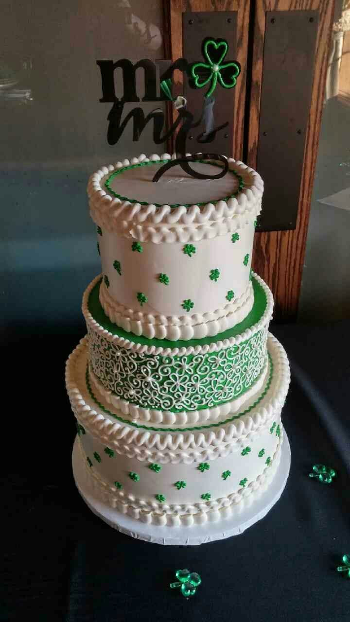 Irish Wedding Cakes  The 25 best Irish wedding cakes ideas on Pinterest