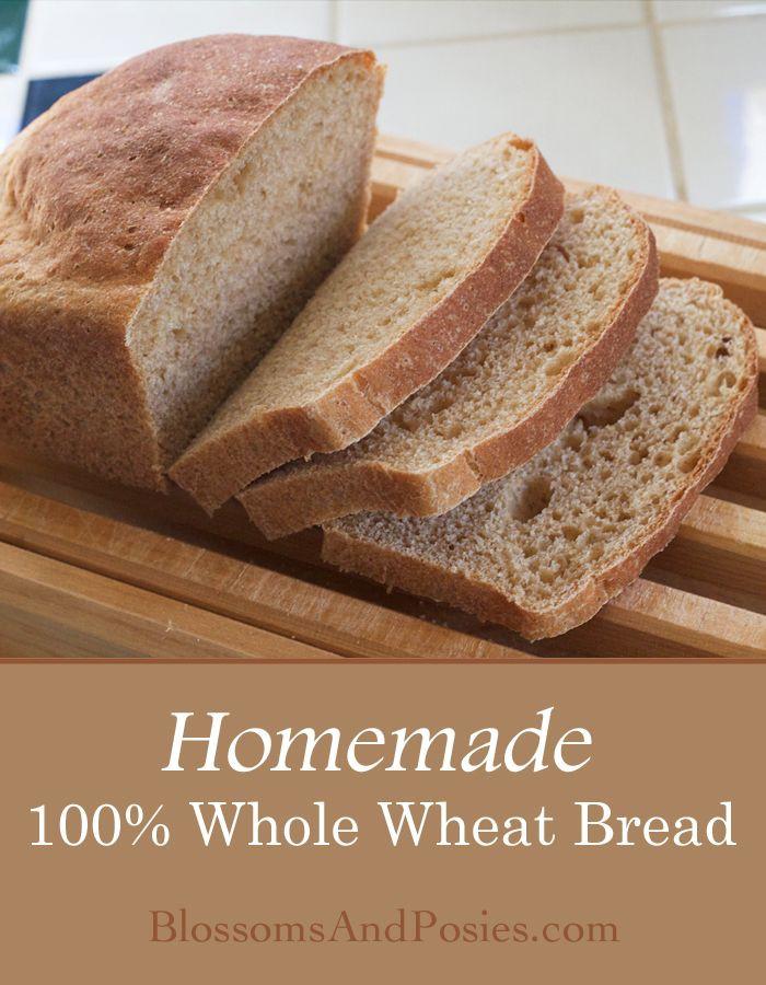 Is 100 Whole Wheat Bread Healthy  Best 25 100 whole wheat bread ideas on Pinterest