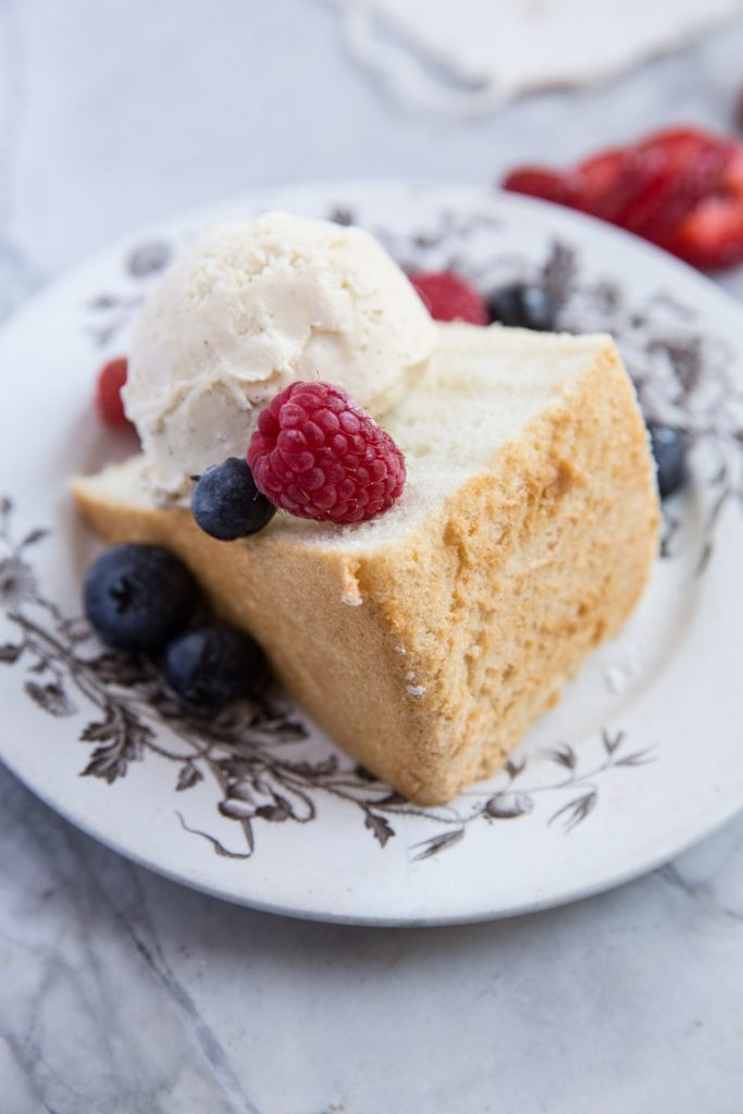 Is Angel Food Cake Healthy  Healthy Angel Food Cake Recipe