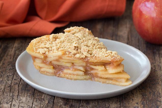 Is Apple Pie Healthy  Healthy Upside Down Apple Pie Recipe