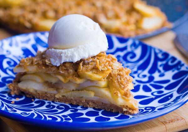 Is Apple Pie Healthy  Healthy Apple Pie Recipe pletely Vegan