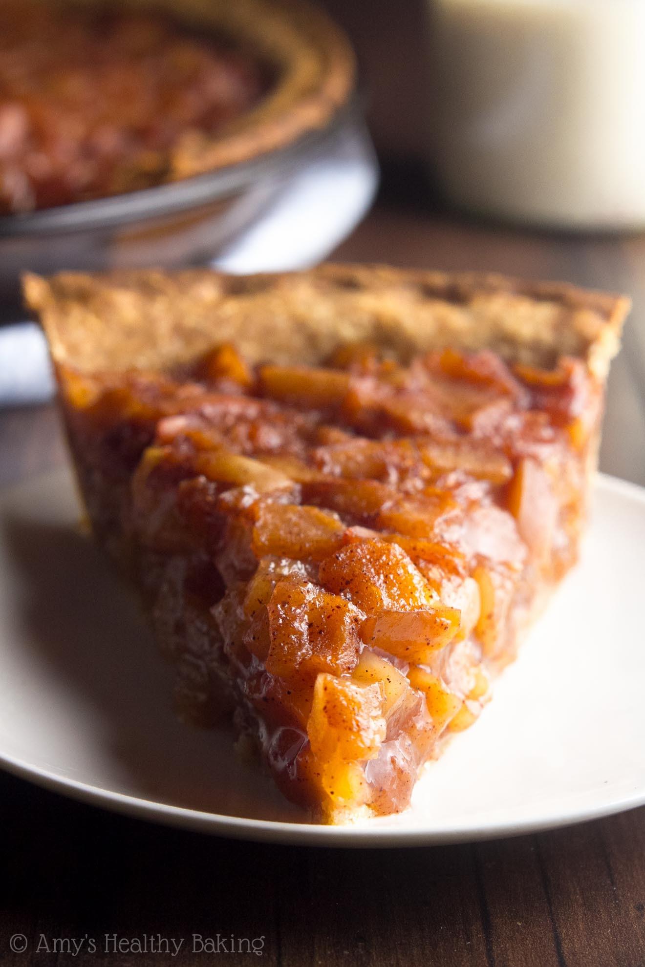 Is Apple Pie Healthy  Clean Classic Apple Pie