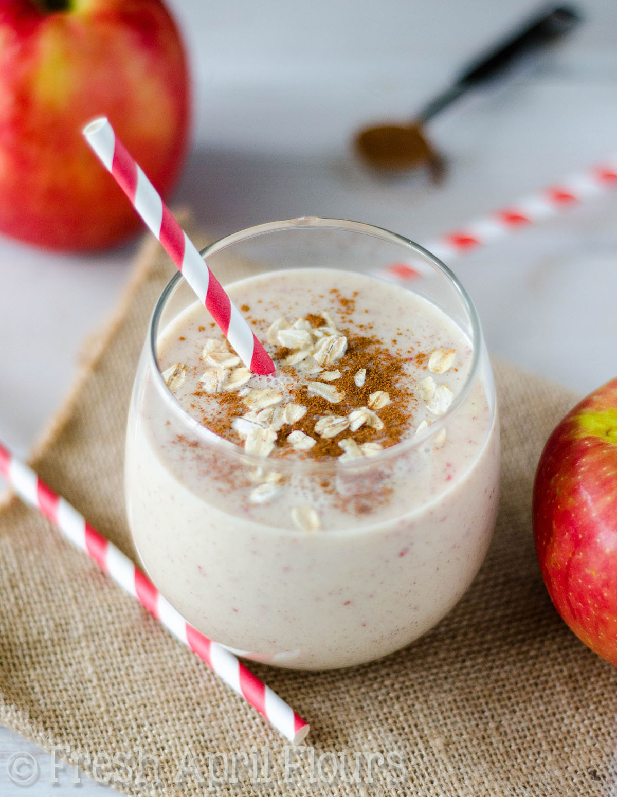 Is Apple Pie Healthy  Healthy Apple Pie Smoothie