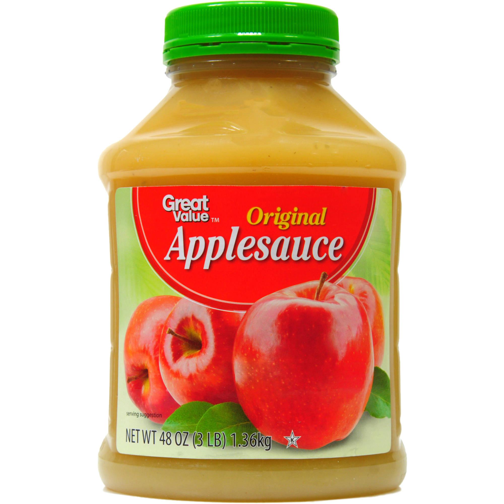 Is Applesauce Healthy  Mott s Healthy Harvest Blueberry Delight Applesauce 3 9