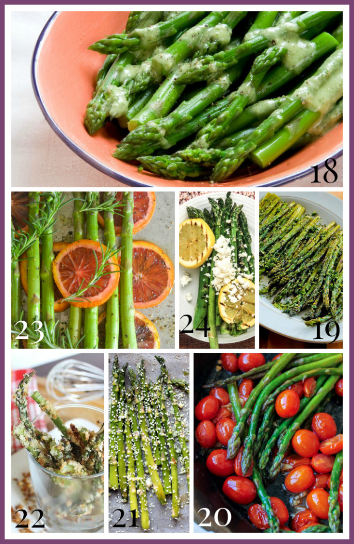 Is Asparagus Healthy  35 healthy asparagus recipes Healthy Seasonal Recipes