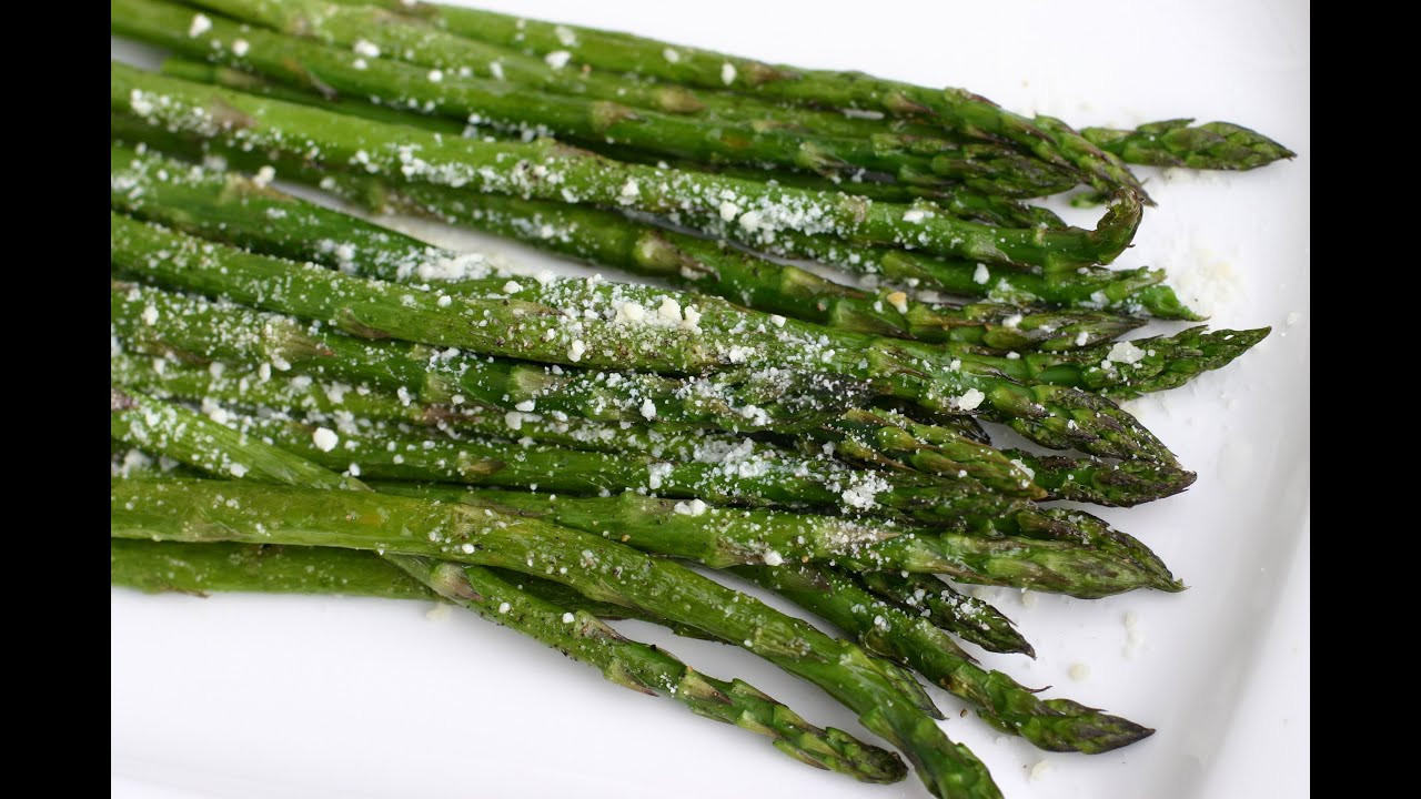 Is Asparagus Healthy  Easy Oven Roasted Asparagus Recipe Healthy Side Dish