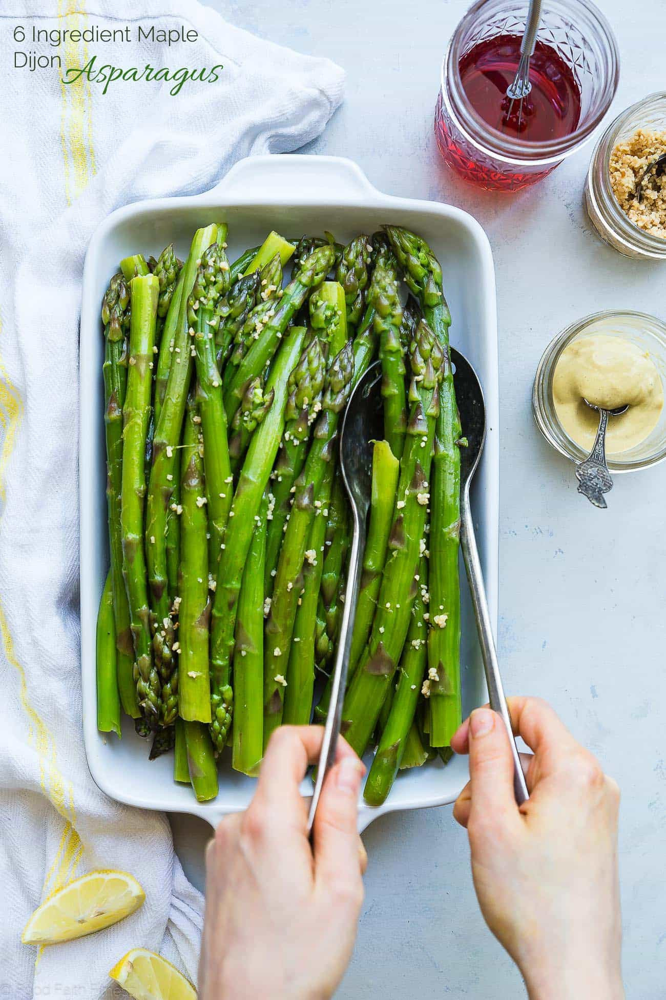Is Asparagus Healthy  Easy Blanched Asparagus Recipe