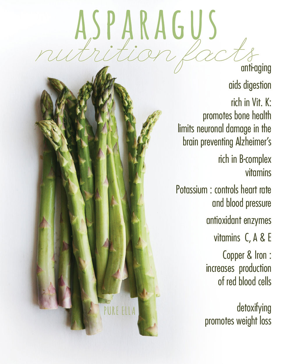 Is Asparagus Healthy  Top 5 Health Benefits of Asparagus