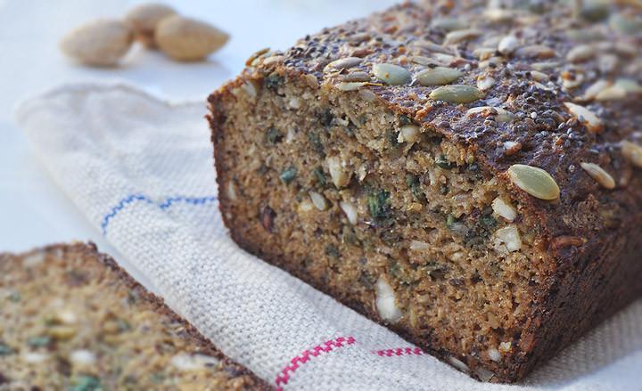 Is Bread Healthy For You  Healthy Nut Bread Recipe