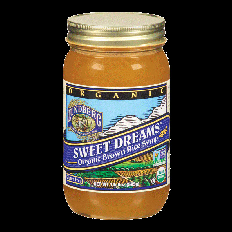Is Brown Rice Syrup Healthy  Organic Brown Rice Syrup Sugar Honey & Sweeteners