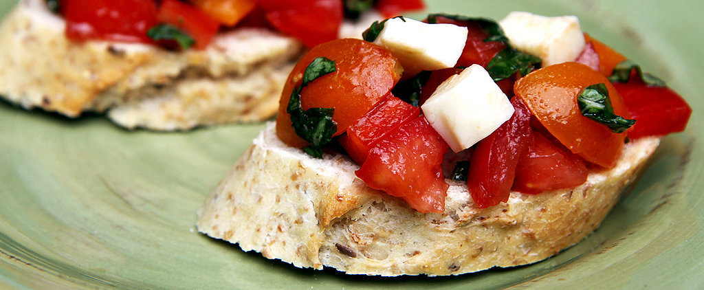 Is Bruschetta Healthy  Healthy Recipe Easy Bruschetta
