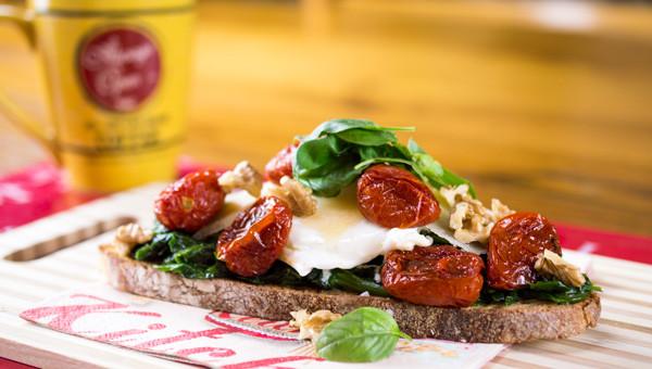 Is Bruschetta Healthy  Easy Steps to Prepare Healthy Breakfast Bruschetta