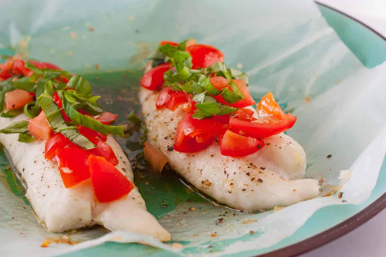 Is Bruschetta Healthy  Healthy and Easy Bruschetta Fish Plating