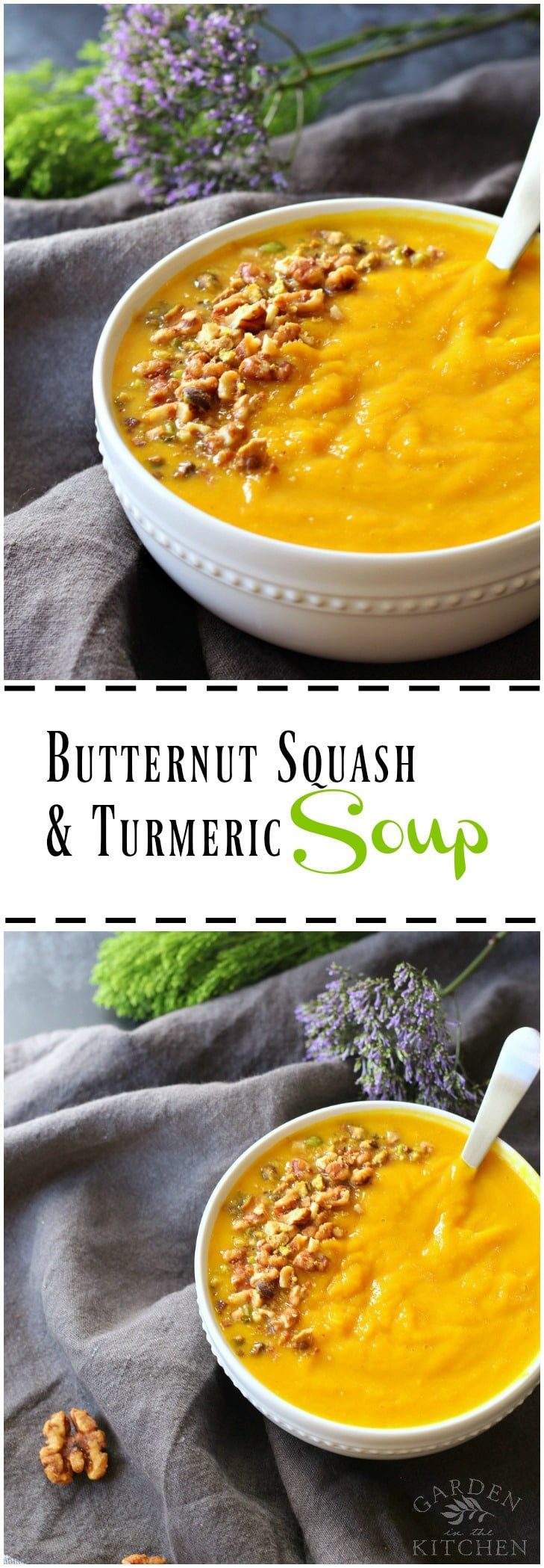 Is Butternut Squash Healthy  Butternut Squash & Turmeric Healthy Soup