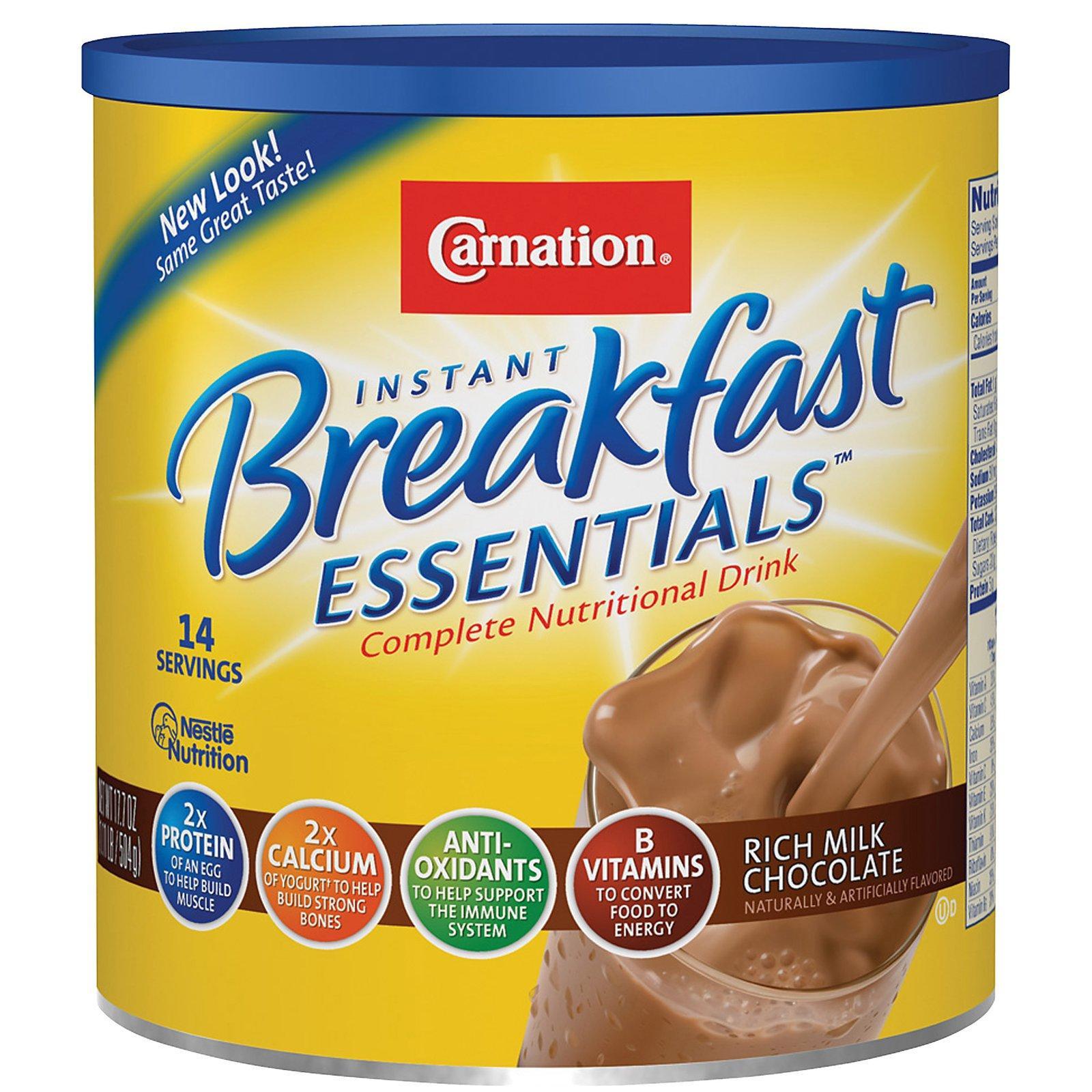 Is Carnation Instant Breakfast Healthy  HOT printable $1 25 1 Carnation Instant Breakfast