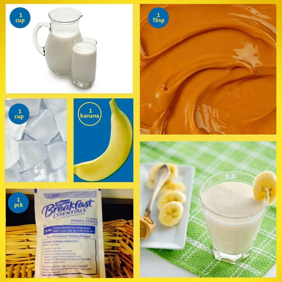 Is Carnation Instant Breakfast Healthy  Carnation instant breakfast smoothies