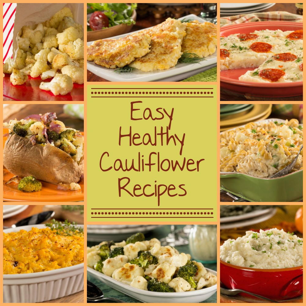 Is Cauliflower Healthy top 20 Healthy Cauliflower Recipes 8 Easy Recipes with