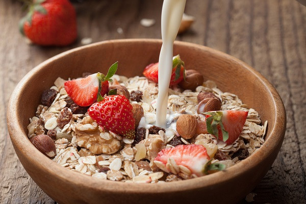Is Cereal A Healthy Breakfast  10 Healthy Vegan Breakfast Cereal Recipes Go Dairy Free