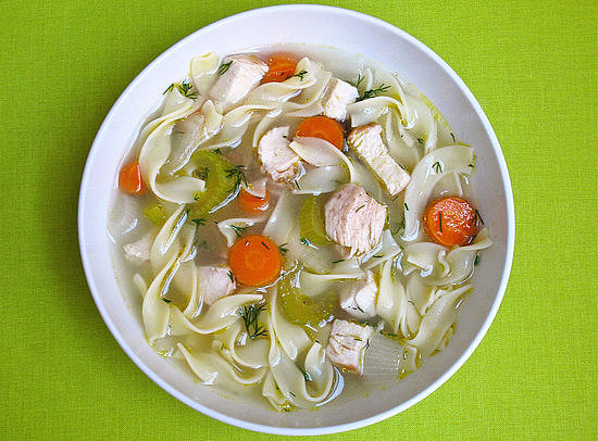 Is Chicken Noodle Soup Healthy  20 Minute Healthy Dinners
