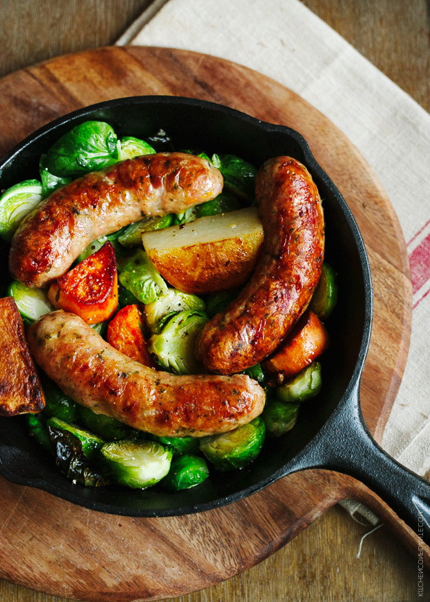 Is Chicken Sausage Healthy  Roasted Potato & Chicken Sausage – Healthy Authentic