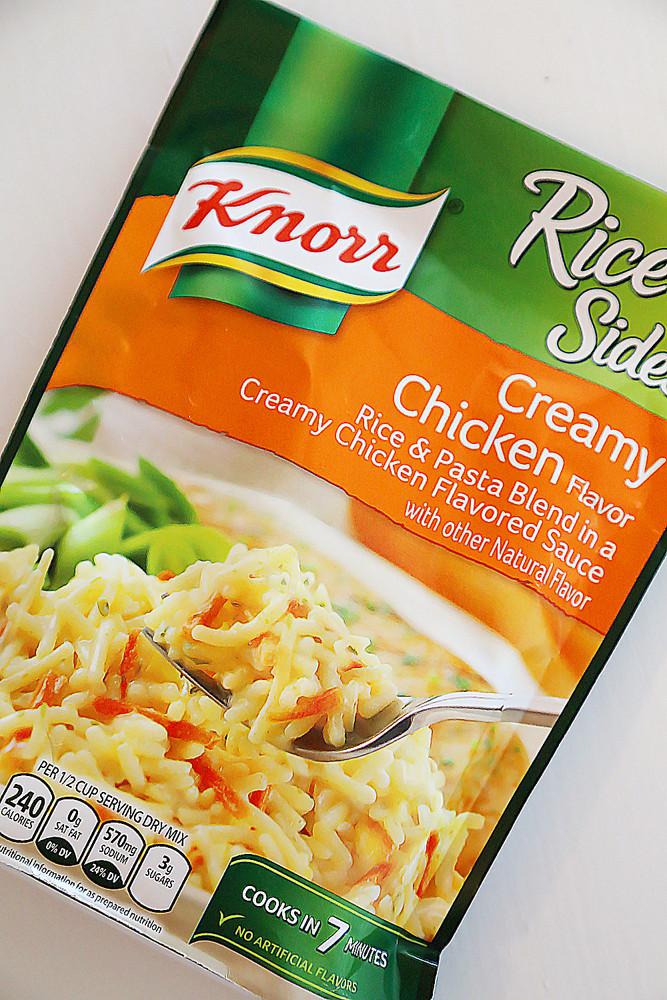 Is Chicken Sausage Healthy  Bruschetta Chicken Sausage and Creamy Rice Skillet
