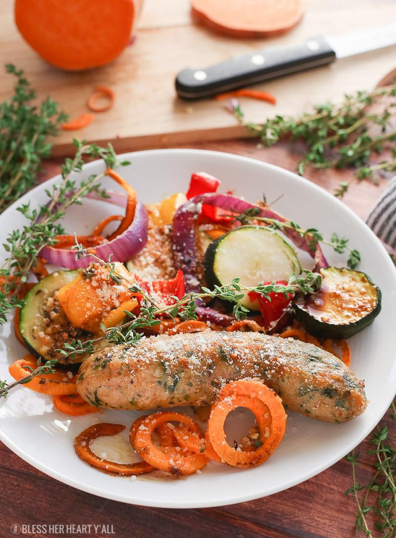 Is Chicken Sausage Healthy  healthy chicken sausage recipes