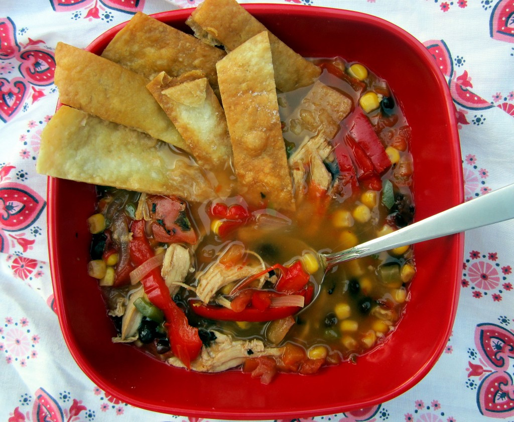 Is Chicken Soup Healthy  Easy & Healthy Mexican Chicken Soup