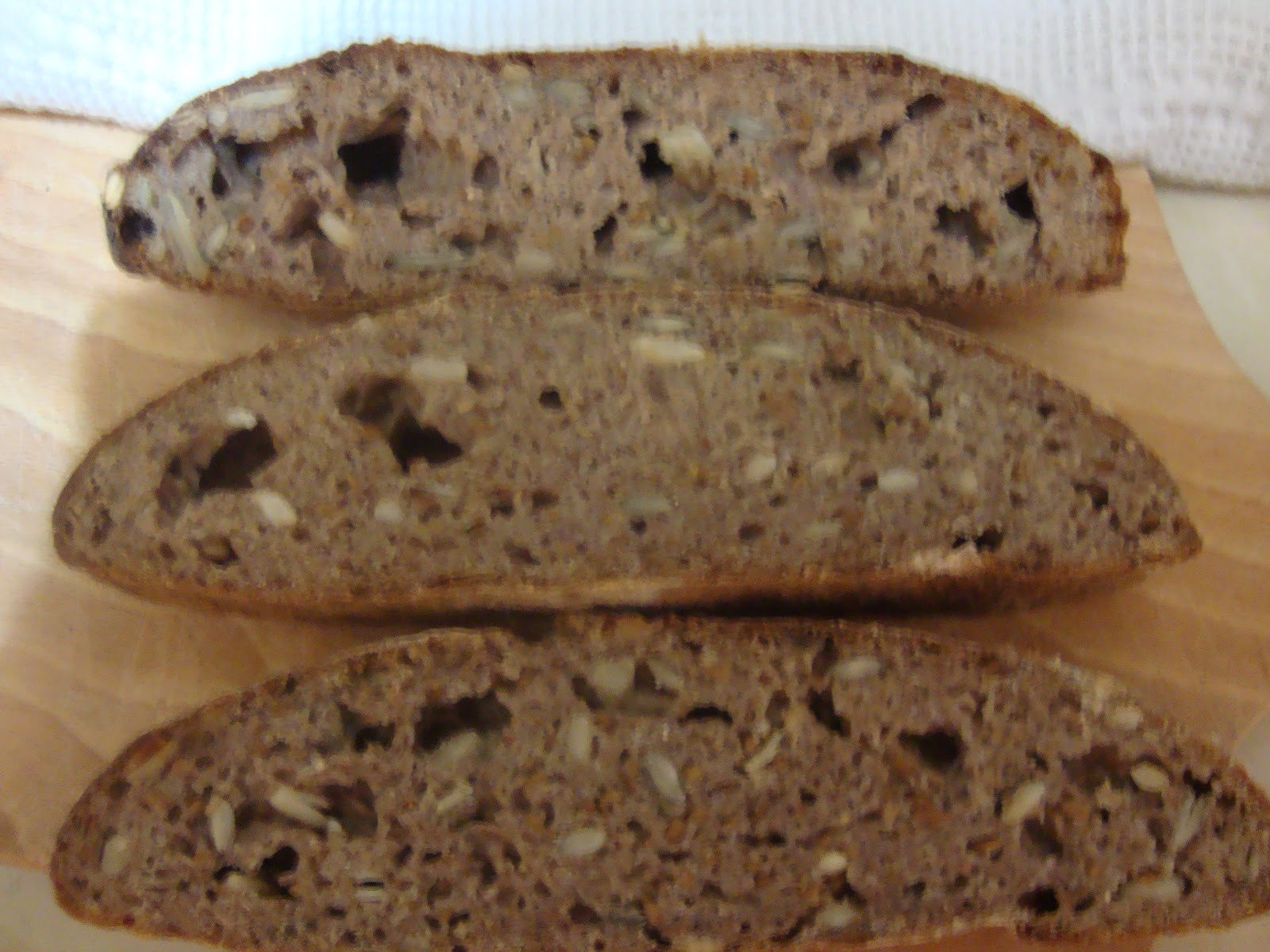 Is Ciabatta Bread Healthy  Bochenkowo Bread at Home Healthy Ciabatta Bread