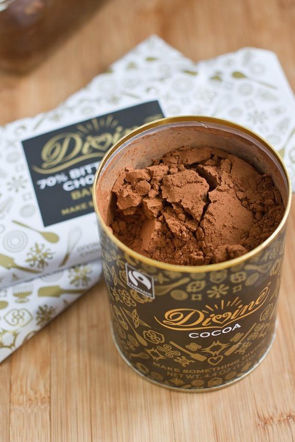 Is Cocoa Powder Healthy  Healthy Chocolate Walnut Bread