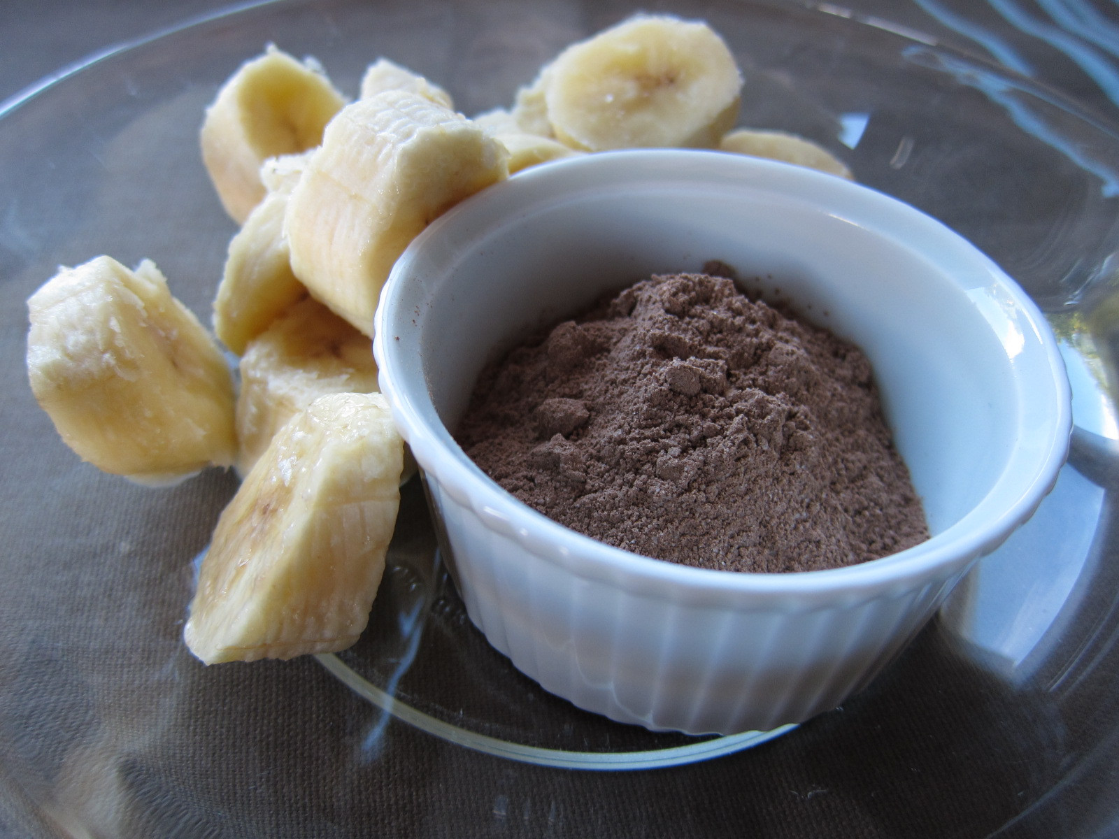 """Is Cocoa Powder Healthy  Scrumptious AND Healthy Chocolate Banana """"Ice Cream"""