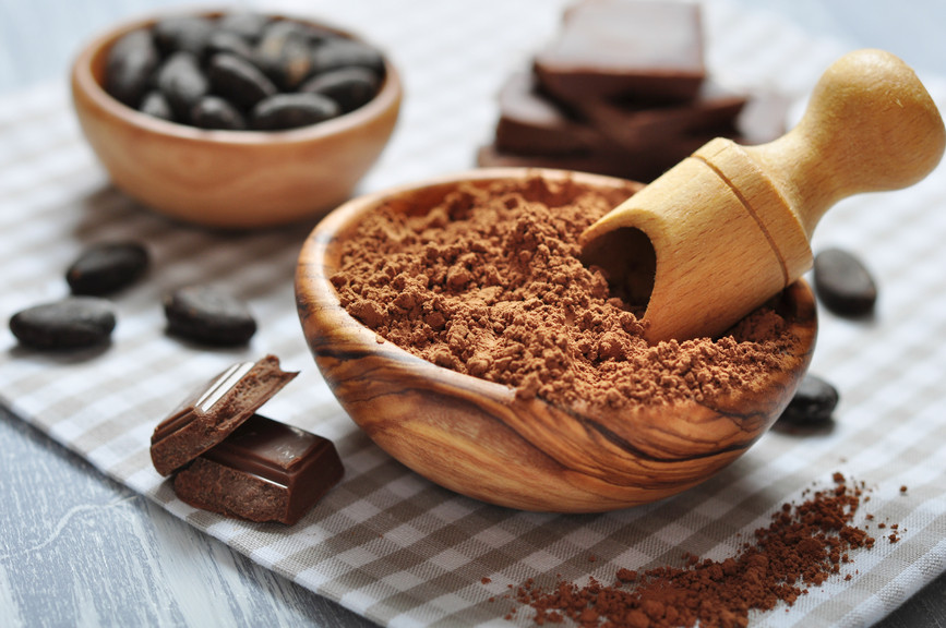 Is Cocoa Powder Healthy  Beyond Fit Mom