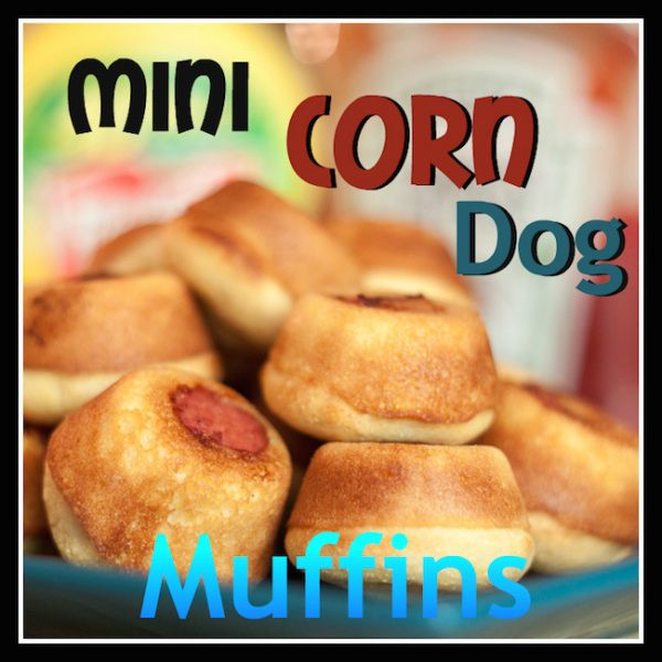 Is Corn Healthy For Dogs  Healthy Mini Corn Dog Muffins