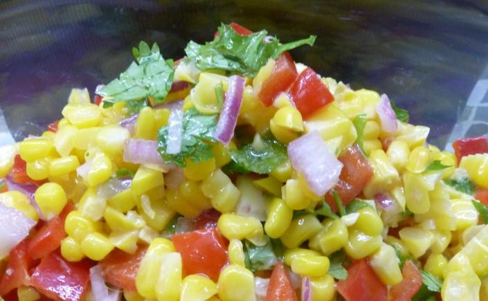Is Corn Kosher For Passover  kosher corn salad – The Kosher Blogger