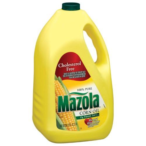 Is Corn Oil Healthy  Mazola Pure Corn Oil 128 Fl Oz