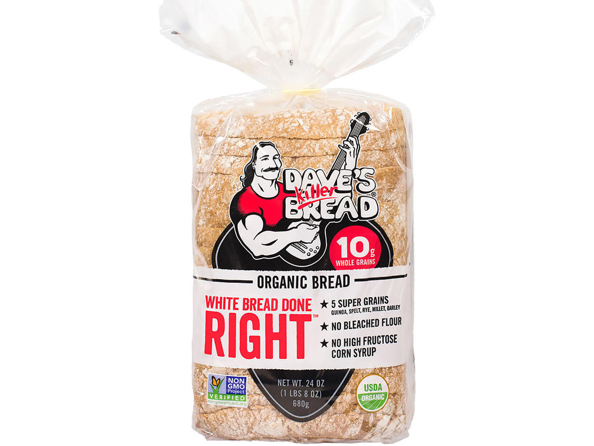 Is Dave'S Killer Bread Healthy  Stealthy Healthy Dave s Killer Bread White Done Right