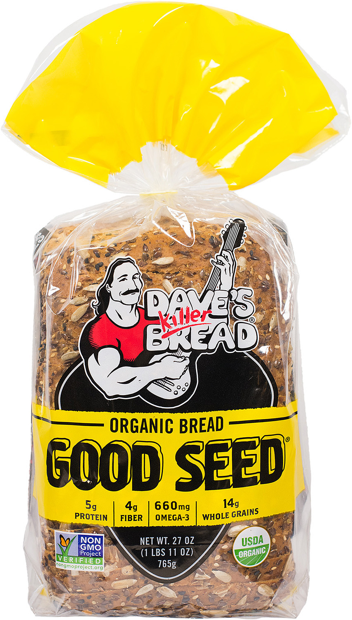 Is Dave'S Killer Bread Healthy  Build a better for you grilled cheese with gluten free