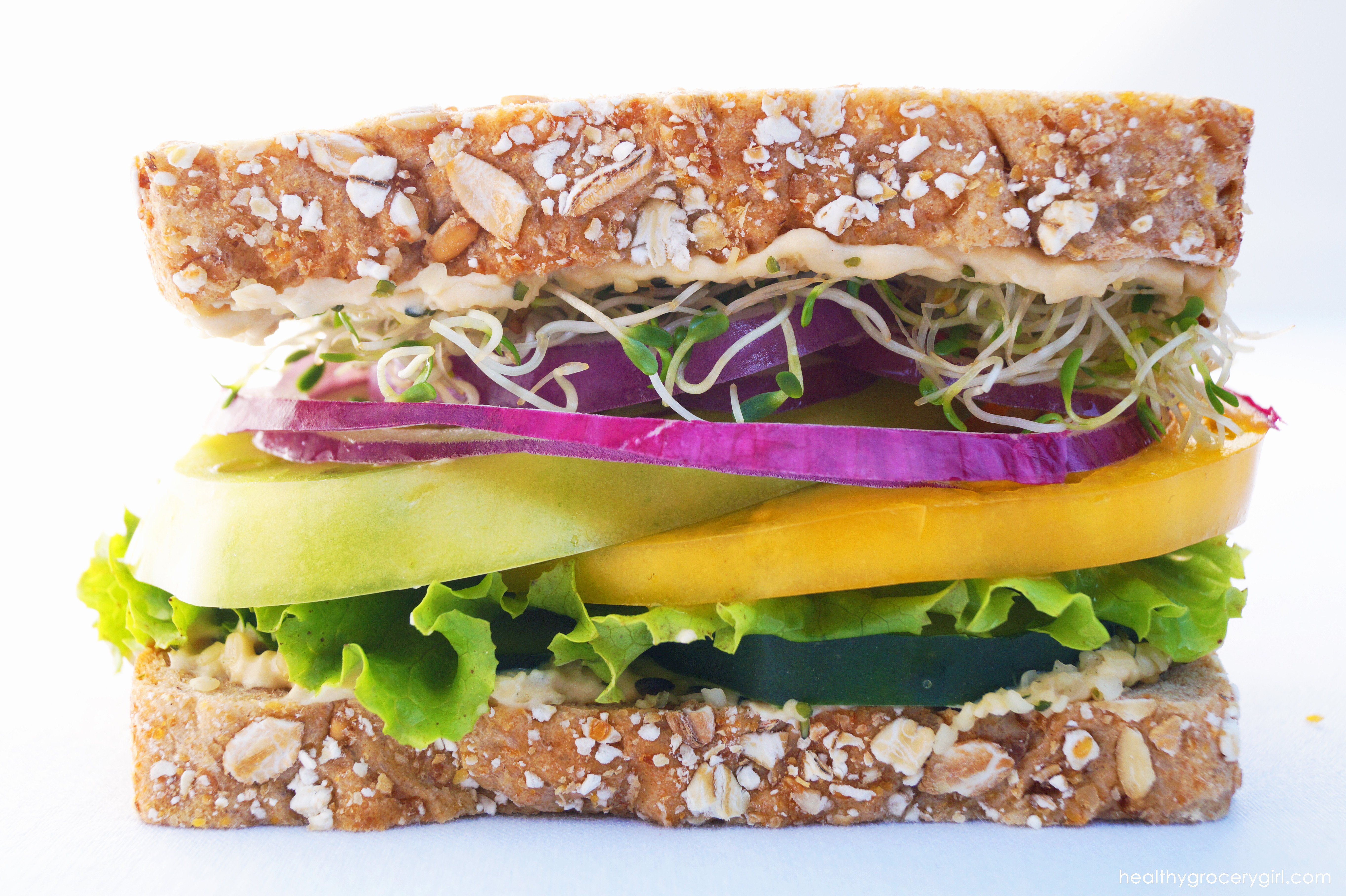 Is Dave'S Killer Bread Healthy  Healthy Grocery Girl