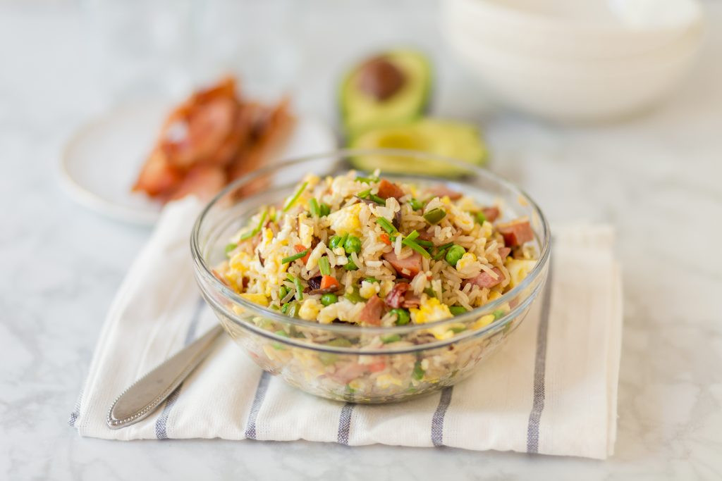 Is Eating Rice For Breakfast Healthy  Healthy Breakfast Fried Rice Recipe