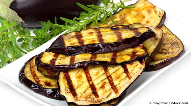 Is Eggplant Healthy  Healthy Grilled Eggplant Recipe