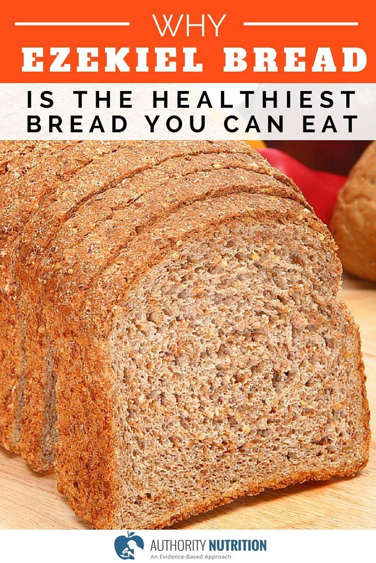 Is Ezekiel Bread Healthy 20 Best Ideas why Ezekiel Bread is the Healthiest Bread You Can Eat