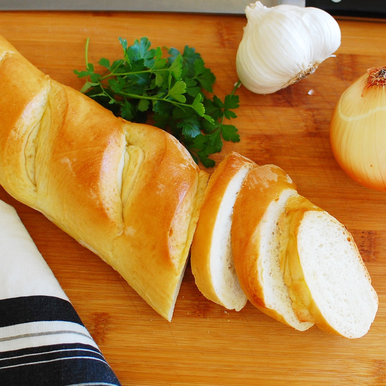 Is French Bread Healthy  Easy French Baguette