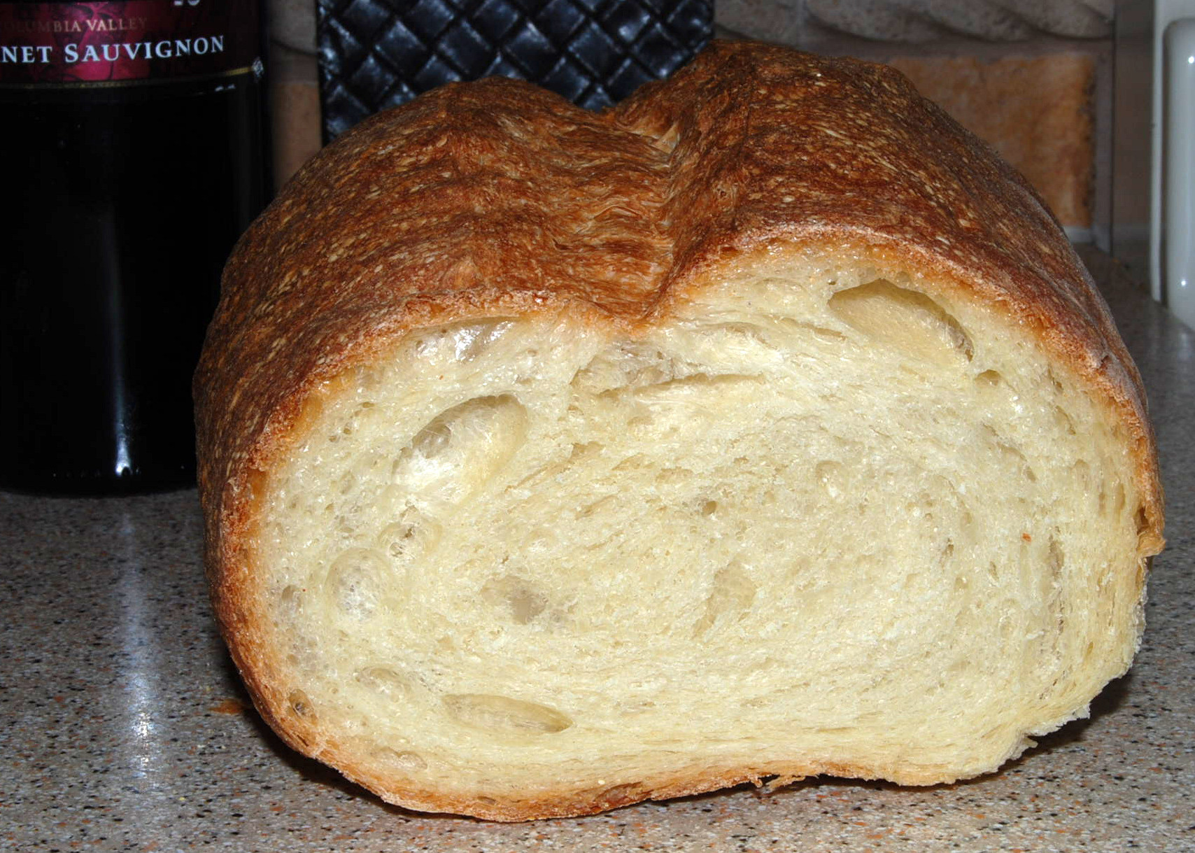 Is French Bread Healthy  Make bakery style Italian bread at home frugal healthy
