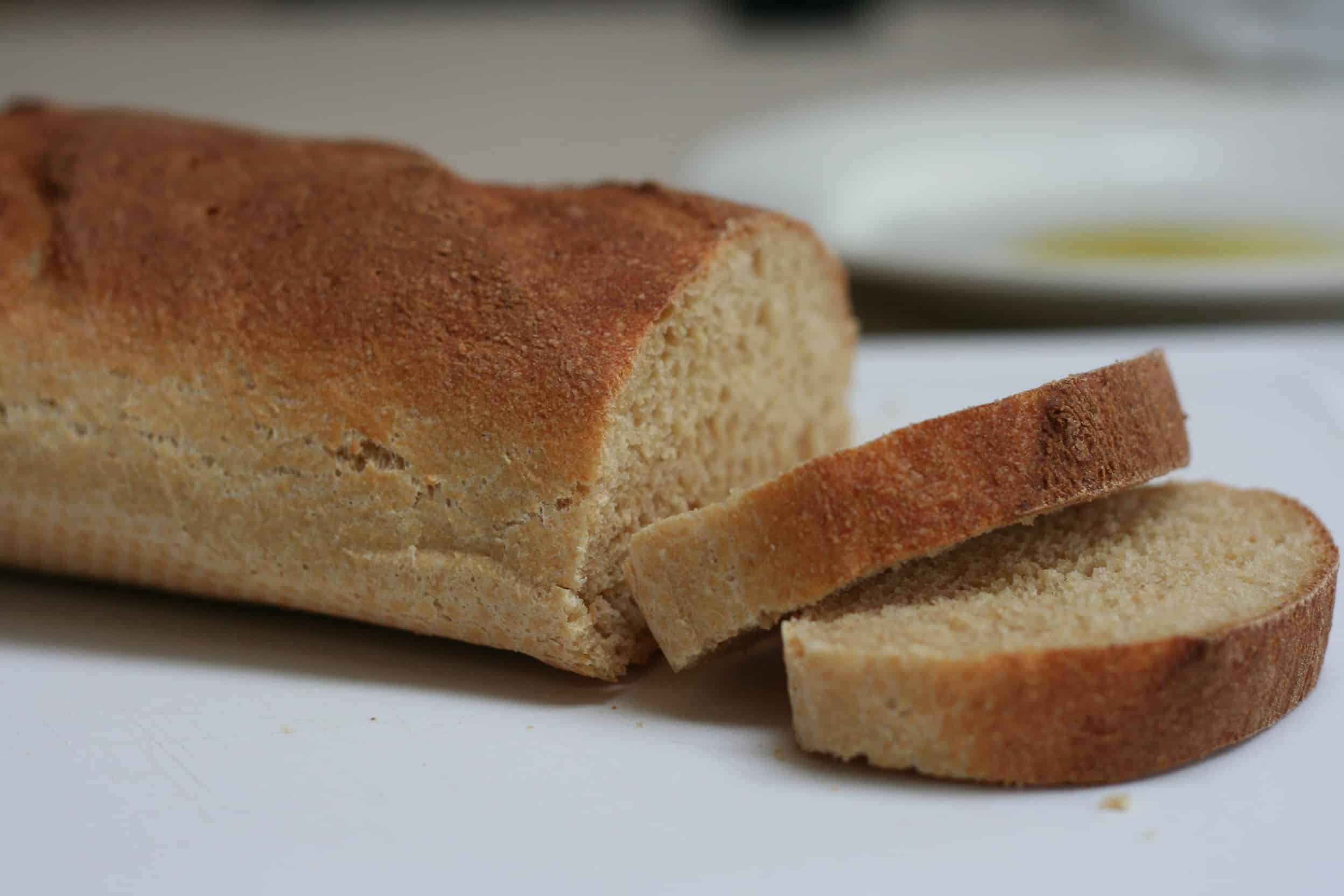 Is French Bread Healthy  Whole Wheat French Bread [Soaked Method]