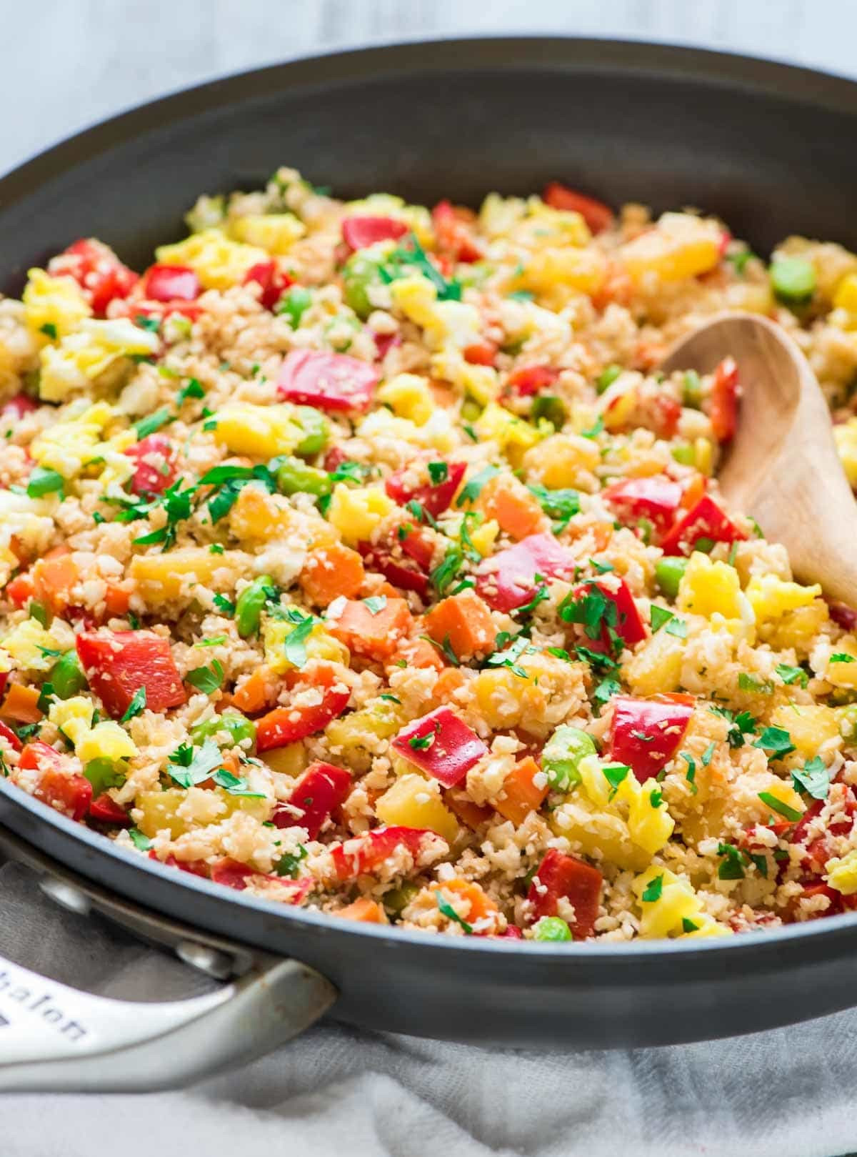 Is Fried Rice Healthy  Healthy Fried Rice