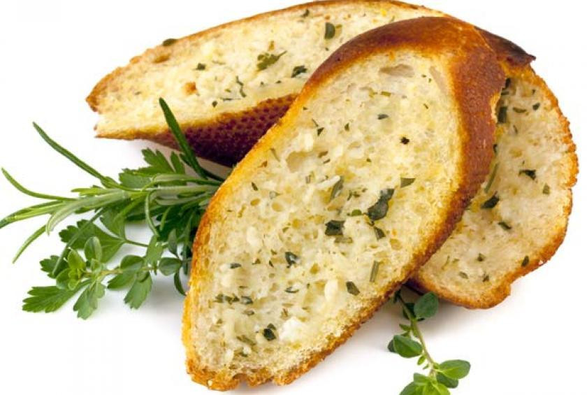 Is Garlic Bread Healthy  Healthy Garlic Bread Recipe by Lauren Gordon