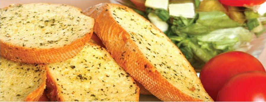 Is Garlic Bread Healthy  Recipe for Health Garlic Bread with a Lemon Twist