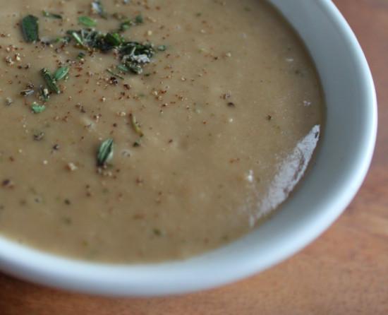Is Gravy Healthy  Gluten Free Mushroom Gravy Healthy Crush