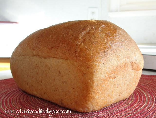 Is Homemade Bread Healthy  Healthy Family Cookin Fresh Homemade Bread
